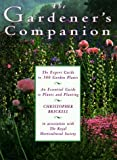 The Gardener's Companion, Christopher D. Brickell, 0517599341