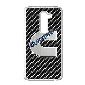 SKULL cummins Phone Case for LG G2