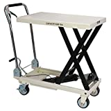 JET SLT-660F Scissor Lift Table