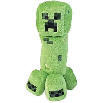 Peluches de minecraft