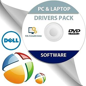 Dell Drivers Pack Disc for Windows 10 8 7 Vista XP 32/64 Bit: Amazon