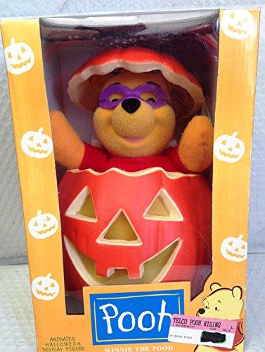 Winnie the Pooh Animated Halloween Display Figure~OOP ()