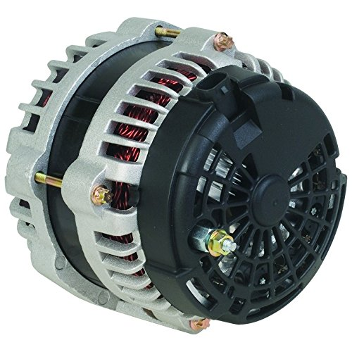 New 160 Amp High Output Alternator For 2007-13 Chevy GMC 5.3 V8 Silverado Sierra 1500 Suburban Tahoe 15093928 15857608 15905871 25877026 334-2742A
