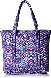 Vera Bradely Vera Tote, Lilac Tapestry, One Size