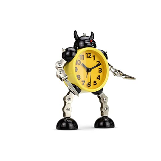 Reloj despertador, estudiante/familia Muda pequeña Reloj ...