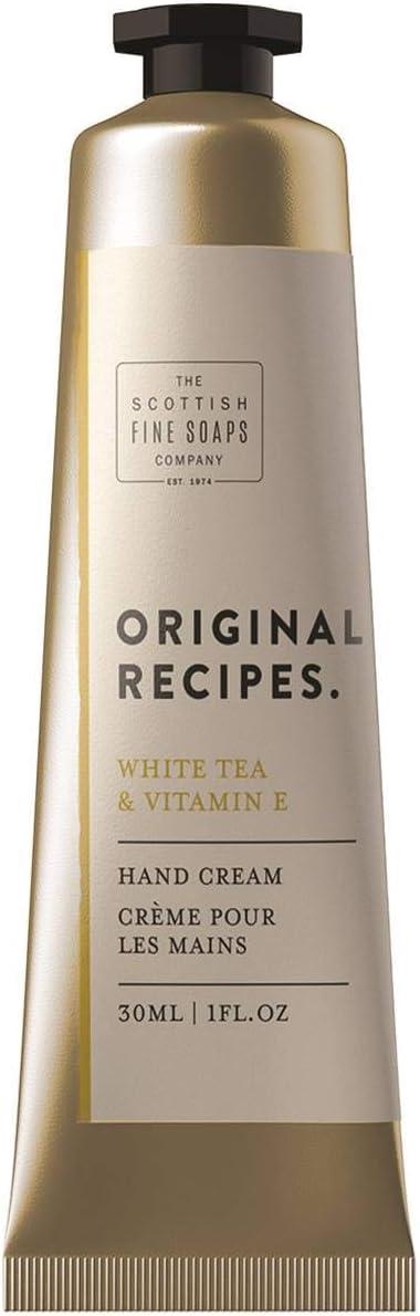 White Tea & Vitamin E Hand Cream