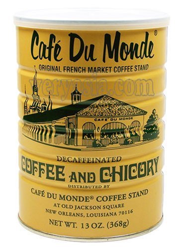 Decaf And Chicory, 13-Ounce can (Pack of 3) ()