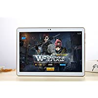10.1 inch Tablet Octa Core 2560X1600 IPS Bluetooth RAM 4GB ROM 64GB 8.0MP 3G MTK6592 Dual sim card Phone Call Tablets PC Android 5.1 Lollipop GPS electronics 9 10 White
