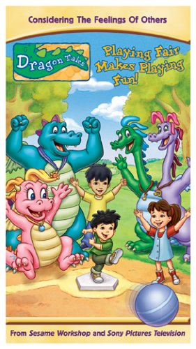 Dragon Tales - Playing Fair Makes Playing Fun [VHS]