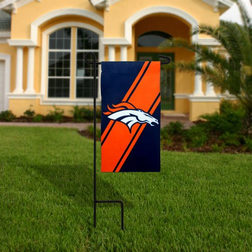 NFL Denver Broncos Mini Yard Flag