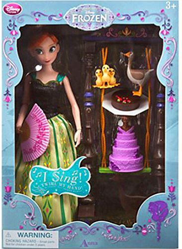 Disney-Frozen-Anna-Deluxe-Singing-Doll-Set