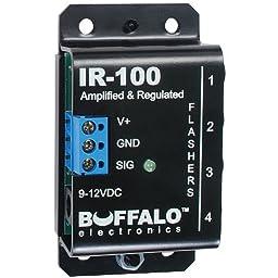 Buffalo Electronics BEIR100 IR-100 IR Connecting Block (2 Pack)