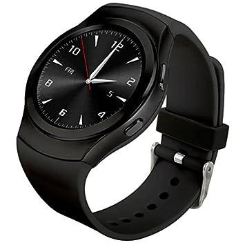 Biwond - Smartwatch Sport no.1 g3 sim+SD Bluetooth 4.0 Negro ...