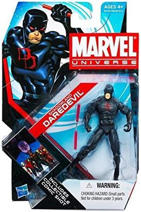 MARVEL UNIVERSE SERIES 4 #04 SHADOWLAND DAREDEVIL