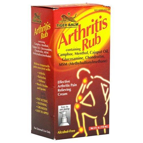 Tiger Balm Arthritis Ounce case product image