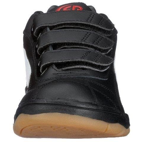 GEKA , Chaussures spécial sports en salle pour garçon Noir Noir 33