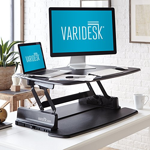VARIDESK - Height-Adjustable Standing Desk - Pro 36 by VARIDESK