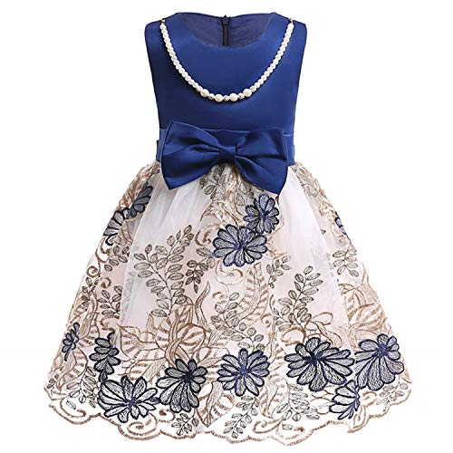Girls Dress Summer Kids Dresses for Girl Princess Children Baby Tutu 2 3 4 5 6 7 8 9 10 Years,As Picture15,6 -