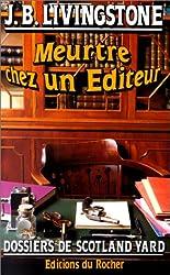 Meurtre chez un éditeur