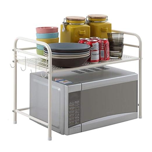 Organizadores para armarios Estante Microondas Cocina ...
