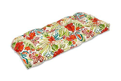 Stratford Home Indoor / Outdoor Bench Cushion, Valeda Breeze (Benches Indoor Outdoor)