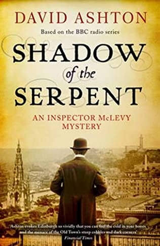 book cover of The Shadow of the Serpent