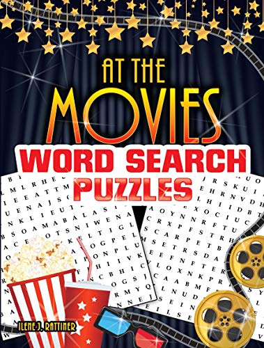 At the Movies Word Search -