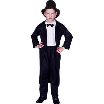 Abraham Lincoln Halloween Costume | Amazon Com Child S Abraham Lincoln Halloween Costume Size Small 4