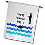 3dRose Print of Man Fishing Over Waves - Best Reviews Guide
