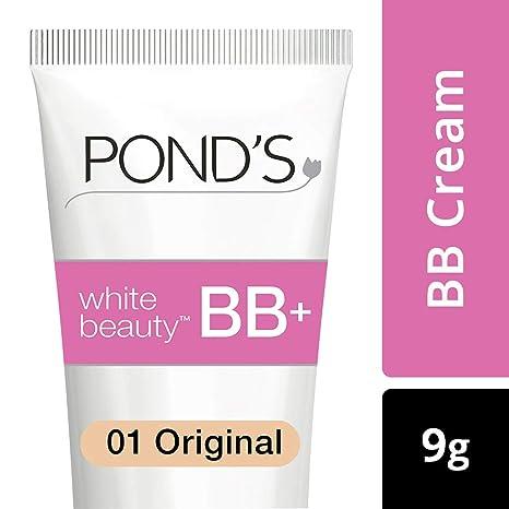 Ponds White Beauty BB+ Fairness Cream 01 Original, 9 g