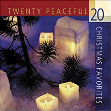 Amazon.com: 20 Peaceful Christmas Favorites (Christmas Music CDs ...