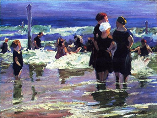 The Gossips by Edward Potthast - 20
