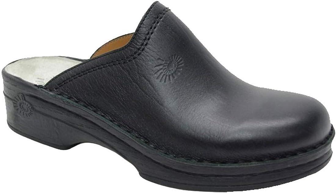 Helix Clog Noir 52011-31 Chaussures Hommes