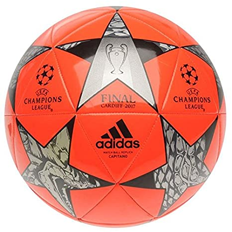 adidas UEFA Champions League Final Fútbol 2017 Solar Naranja ...