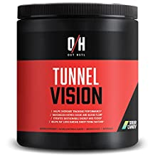 outHSTL | Tunnel Vision | Pre-workout Complex | Maximizes Nitric Oxide and Blood Flow | Trademark Ingredients That Helps to Increase Training Performance | 30 Servings (Sour Candy)