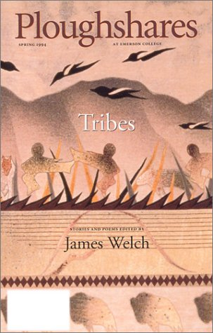 Book cover from Ploughshares Spring 1994: Tribes by Mildred Walker