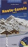 Guide raquettes Haute-Savoie : Tome 2 par Lamory