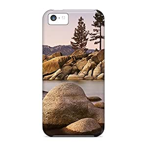 Top Quality Case Cover For Iphone 5c Case With Nice Nature Appearance