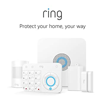 amazon com ring alarm \u2013 home security system with optional 24 7