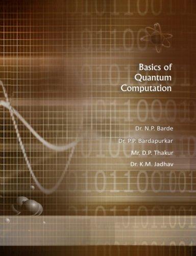 Basics of Quantum Computation