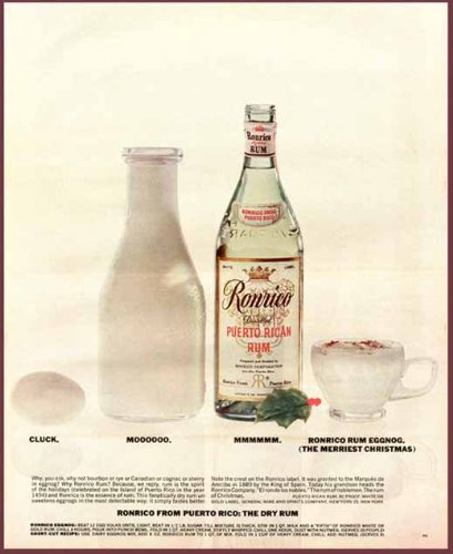 Ronrico Rum (
