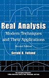 img - for Real Analysis: Modern Techniques and Their Applications book / textbook / text book