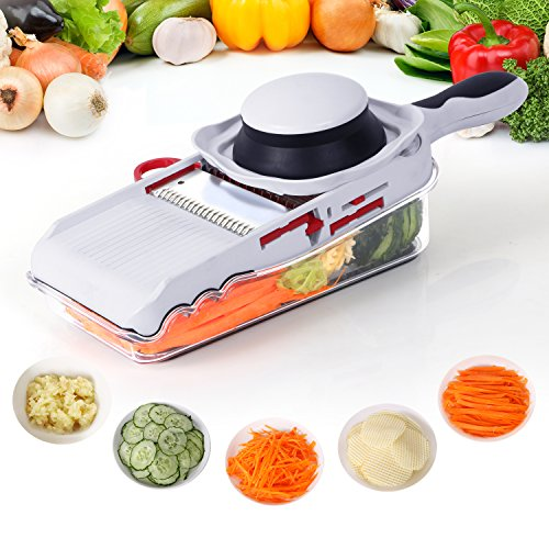 Lifewit Mandoline Interchangeable Stainless Vegetable product image