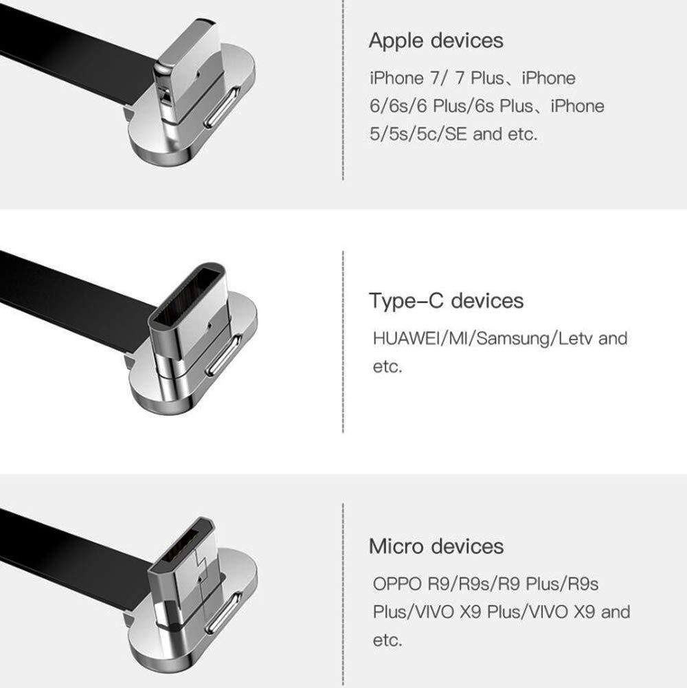 ZIHENGUO QI Receptor de Cargador inalámbrico para iPhone 7/6 ...
