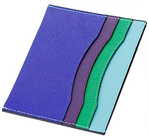 Business Card Holder Womens Credit Card Holder RFID Women's Card Case Wallets (Change Card Purse Holder)