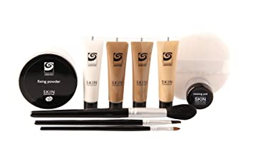 Rio Beauty Skin Camouflage Make Up Concealer for Tattoo, Scar & Birthmark Cover Up