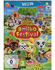 Wii U - Animal Crossing: Amiibo Festival [Edizione PAL Multilingue, ITALIANO incluso]
