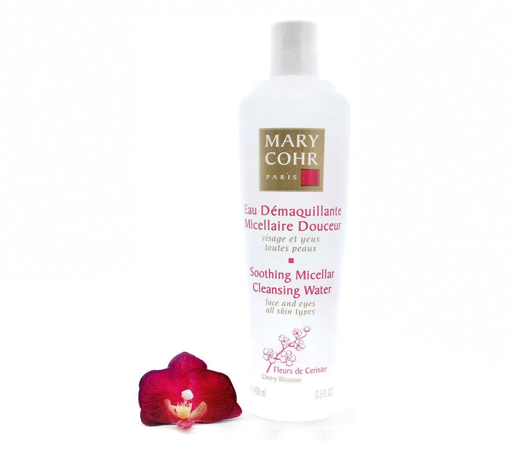 Mary Cohr Eau Demaquillante Micellaire Douceur Soothing Micellar Cl Water 400ml/13.5oz