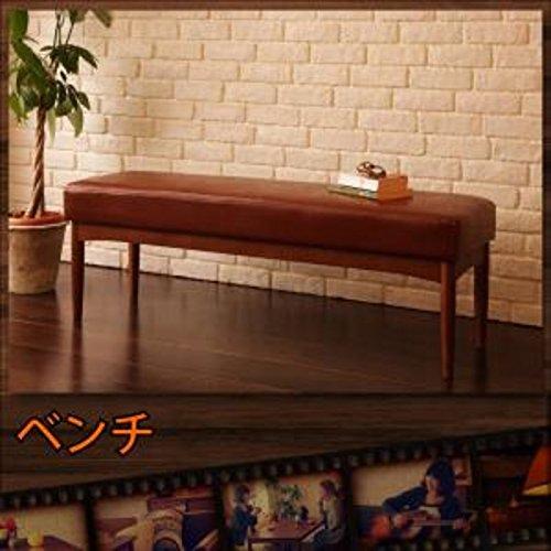 【ベンチのみ】ダイニングベンチ【BULT】ダークブラウン レトロモダンカフェテイスト リビングダイニング【BULT】ブルト 生活用品 インテリア 雑貨 インテリア 家具 椅子 ダイニングチェア ソファ ベンチ soz1-40601044-77804-ak [簡易パッケージ品] B071Y4F5MT