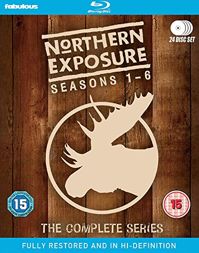 Northern Exposure The Complete Series [Blu-ray]